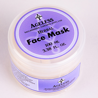 Herbal Mud Face Mask helps clear the skin and boosts the health of your skin. It should be used weekly for a fresh and young looking complexion.
