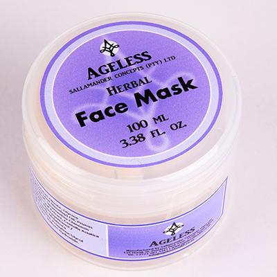 Herbal Mud Face Mask