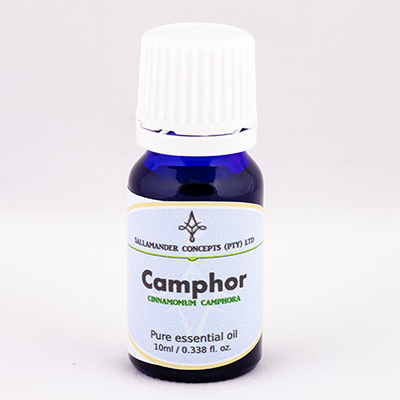 Camphor essential oil can be used in the treatment of nervous depression, acne, inflammation, arthritis, muscular aches and pains, sprains and flu.