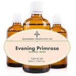 Evening primrose oil is exceptionally high in fatty acids, and especially in gamma linolenic acid which affects many of the enzyme functions in the body.