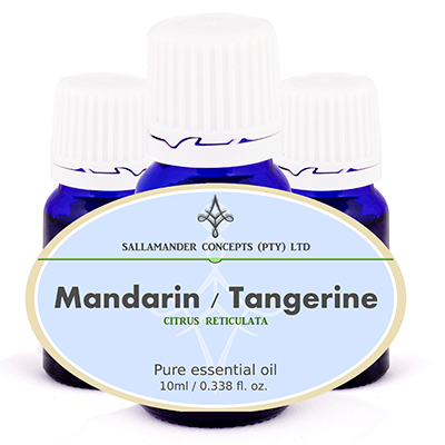 Mandarin Essential Oil is soothing to the nervous system and has a tonic effect on the digestive system, diarrhea and constipation.