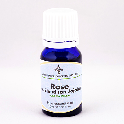 Damask rose oil soothes and harmonizes the mind and helps with depression, anger, grief, fear, nervous tension and stress and emotional problems.