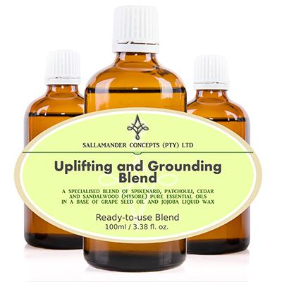 Uplifting Grounding Blend