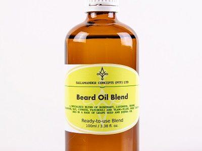 Beard Oil Blend